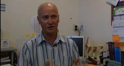 Dr John McMenamin, Wanganui PHO
